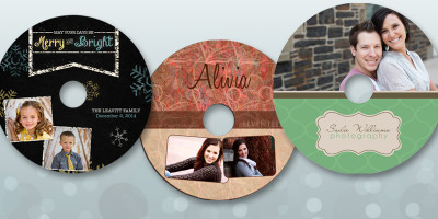 CD Labels & Cases
