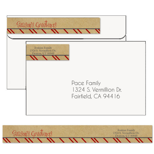 Believe Address Label 1