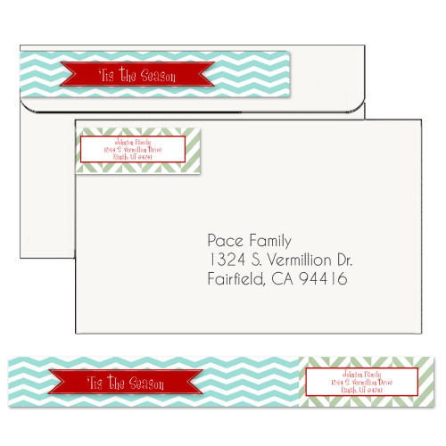 Believe Address Label 5