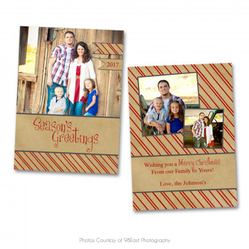 Believe Christmas Card 1