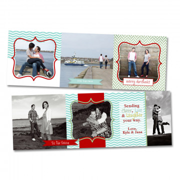 Believe Christmas Card 5