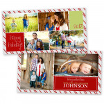 Believe 4x8 Christmas Card 4
