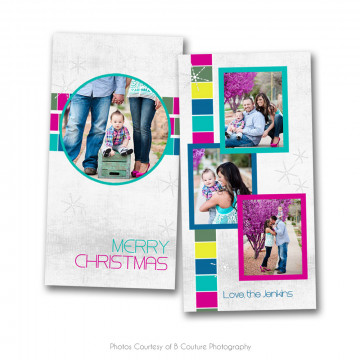 Deck The Halls 4x8 Card 2