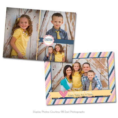 Easter Blessings Card 1