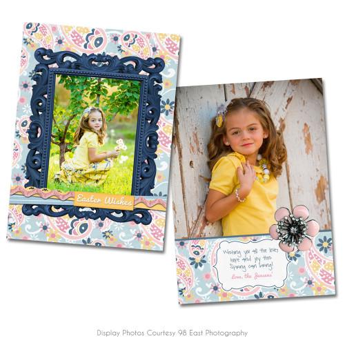 Easter Blessings Card 2