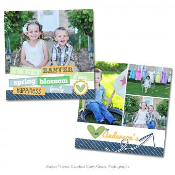 Easter Blessings Card 4