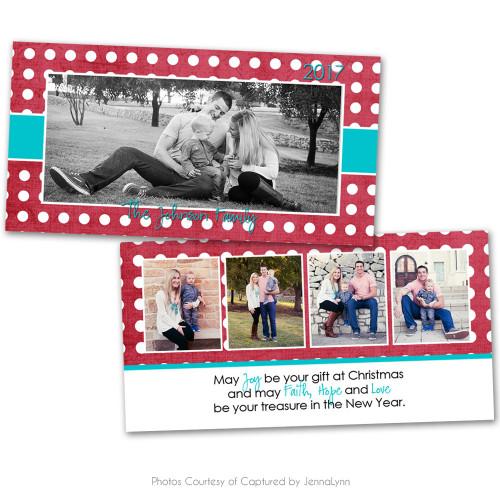 Holly Jolly 4x8 Card 2
