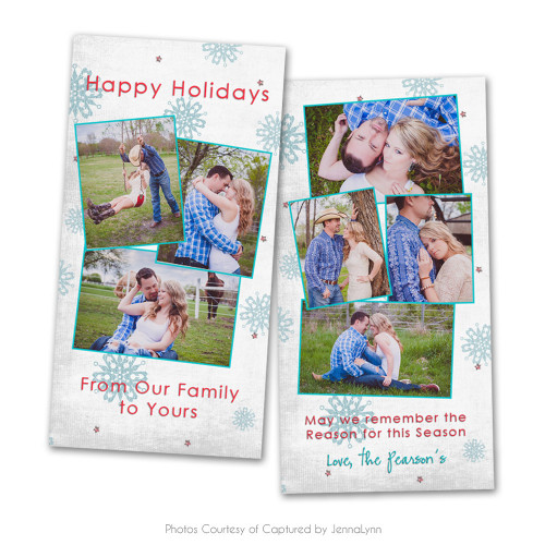 Holly Jolly 4x8 Card 3