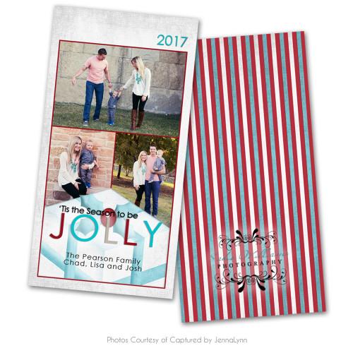 Holly Jolly 4x8 Card 4