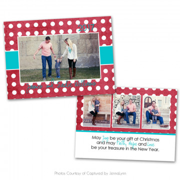 Holly Jolly Card 2