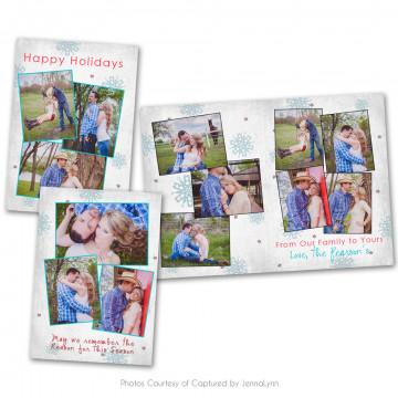Holly Jolly Card 3