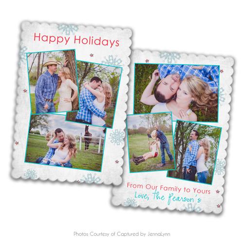 Holly Jolly Luxe Card 3