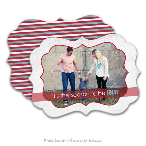 Holly Jolly Luxe Card 4