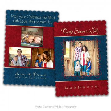 Jingle Jangle Luxe Card 1