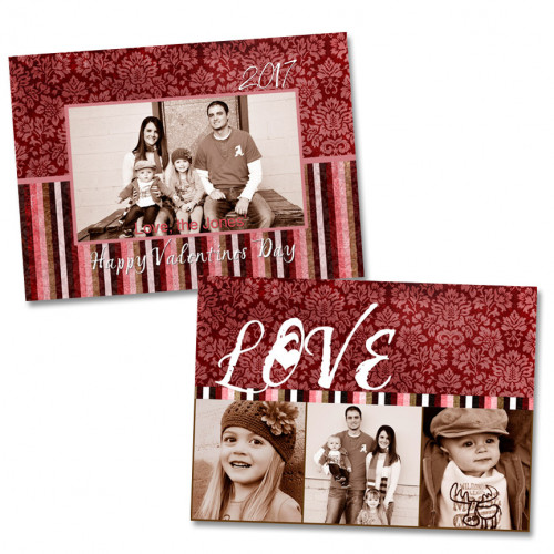 Love Struck Card 1