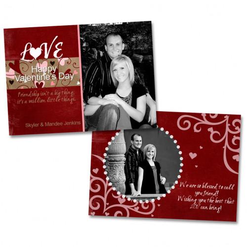 Love Struck Card 2