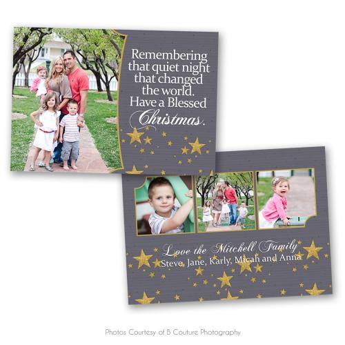 Rejoice Christmas Card 3