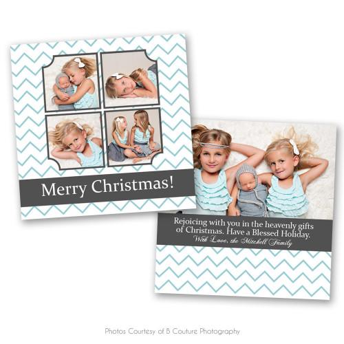 Rejoice Christmas Card 5
