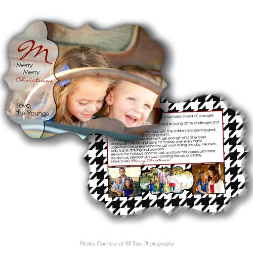 Rockin Christmas Luxe Card 1