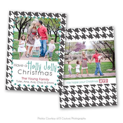 Rockin Christmas Card 3