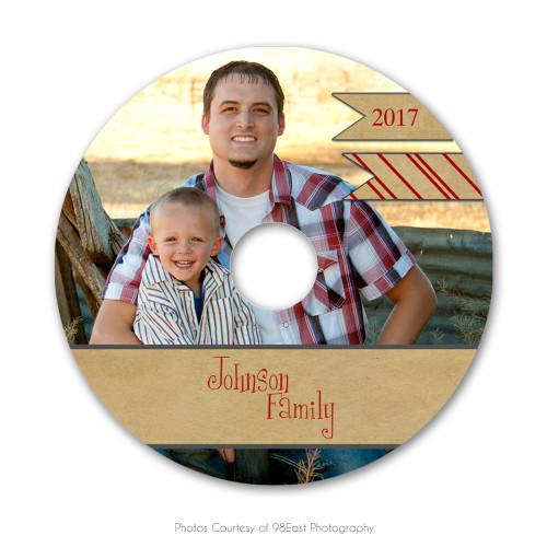 Believe CD Label 1