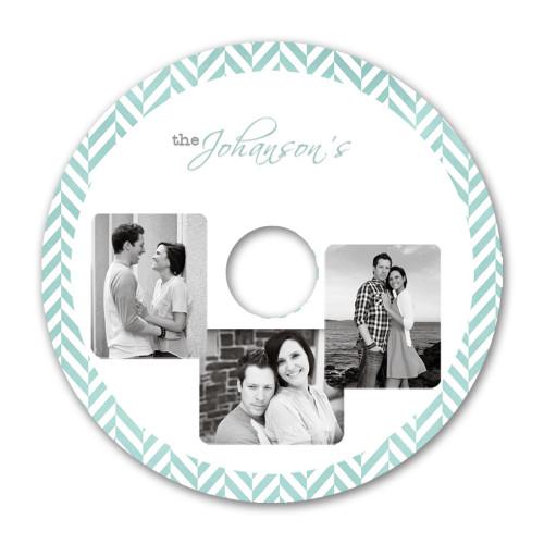 Believe CD Label 3