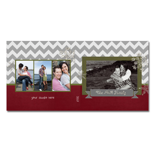 Chalky Christmas CD Case 2