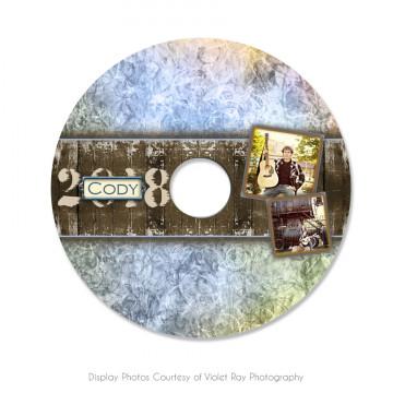 Memory Remains CD Label 1