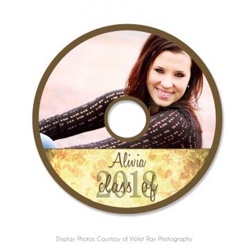 Memory Remains CD Label 2