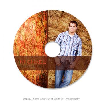 Memory Remains CD Label 3