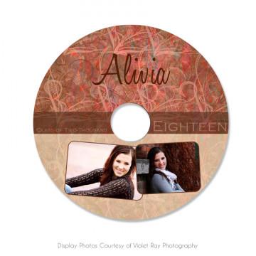 Memory Remains CD Label 4