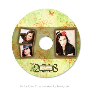 Memory Remains CD Label 5