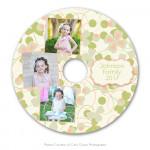 Spring Harmony CD Label 1