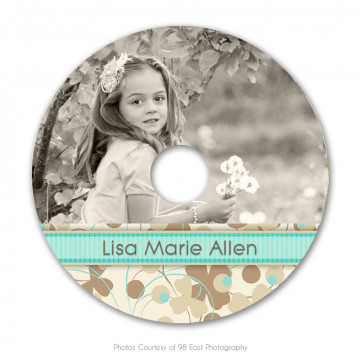 Spring Harmony CD Label 4
