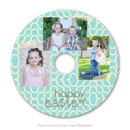 Spring Harmony CD Label 5