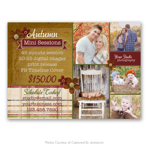 Enchanted Fall Marketing Board 2
