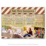 Enchanted Fall Marketing Board 5