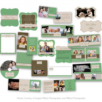 Green Couture Marketing Collection