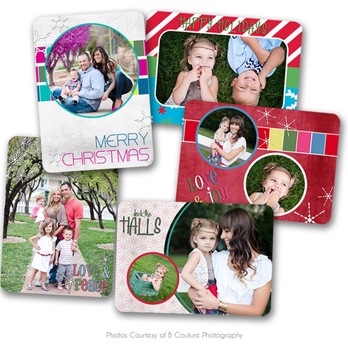Deck The Halls Wallet Collection