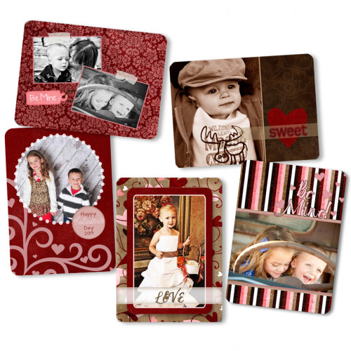 Love Struck Wallet Collection